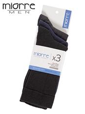 Miorre 3 Lü Pamuk Erkek Çorap