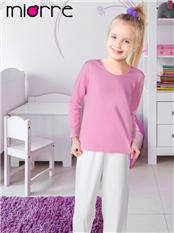 Miorre Kız Çocuk Pijama Takım