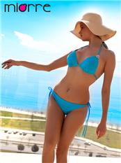 Miorre Yarım Dolgulu Bağcıklı Bikini