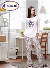 DoReMi Soft Style Bayan Pijama Takımı