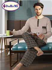 DoReMi Brave Bryan Erkek Pijama Takımı