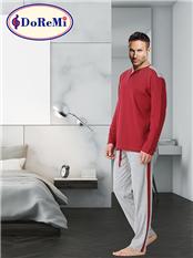 DoReMi Attractive Energy Erkek Pijama Takımı