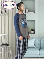 DoReMi Amsterdam Erkek Pijama Takımı